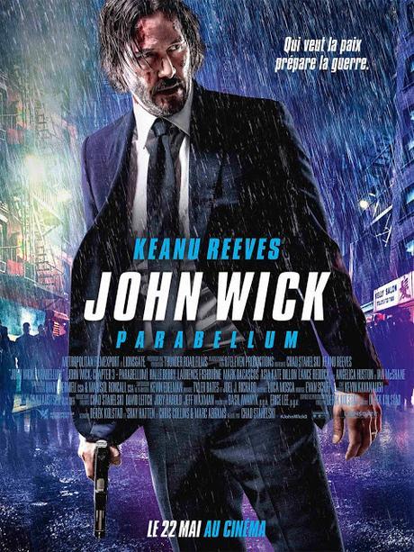 [CONCOURS] : Gagnez votre Bipack Blu-ray John Wick et 5 pièces collector John Wick Parabellum !