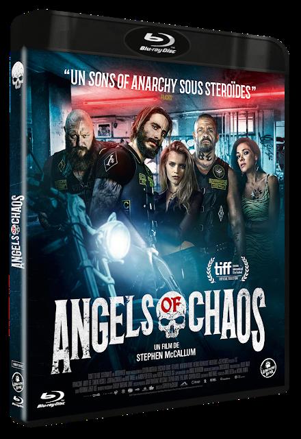 [CONCOURS] : Gagnez votre Blu-ray du film Angels of Chaos !