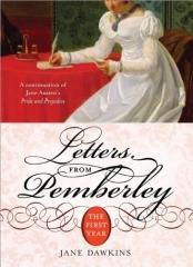 letters from pemberley, Jane Austen France, Jane Austen, austenerie, Jane Dawkins, orgueil et préjugés, pride and prejudice, sequel