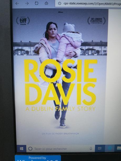 {Cinéma} Film : Rosie Davis – @LexiTibo