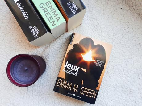 Jeux insolents – Emma Green