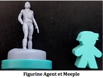 Sub Terra Investigation figurine