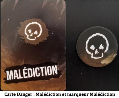 Sub Terra Investigation carte malediction
