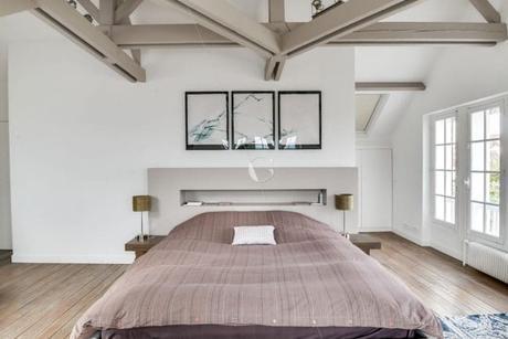 Aménager un espace sous les toits