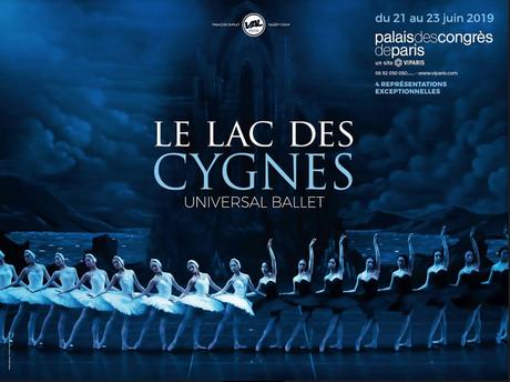 """Le """"Lac des cygnes"""" à Paris"""