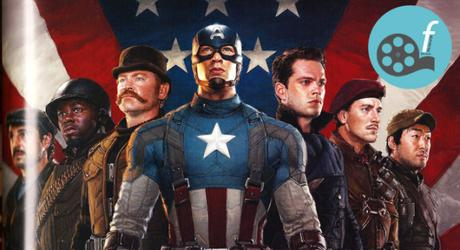 Le Marvel: 1:5: Captain America: First Avenger (Ciné)