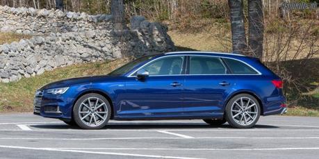 Audi A4/S4 B9: facelift