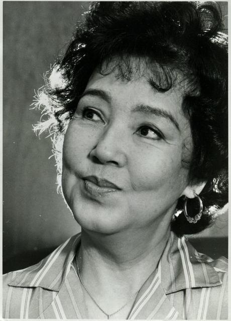Mort de l'actrice Machiko Kyo