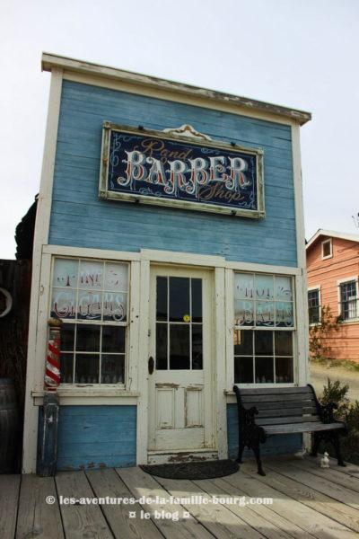 Randsburg, CA, une ville fantôme vivante