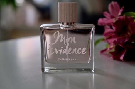 Coup de coeur pour le parfum Mon Evidence d'Yves Rocher
