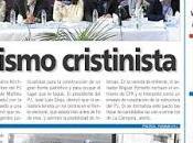 Vers candidature Cristina [Actu]