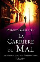 'Blanc mortel' de Robert Galbraith