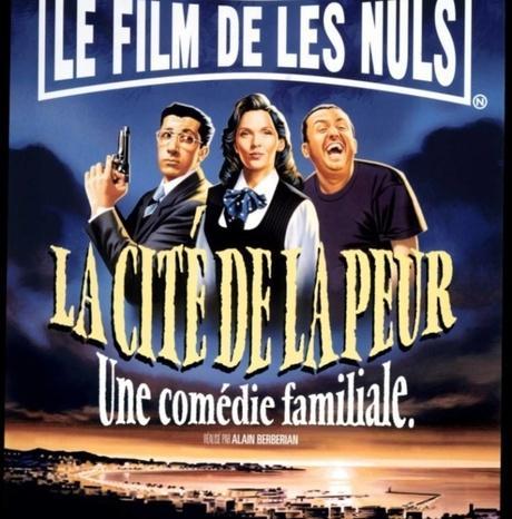 #Cinema - LA CITE DE LA PEUR de retour au cinéma le 5 juin en 4k restaurée pour ses 25 ans !