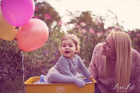 photos bébé 1 an en famille Yvelines