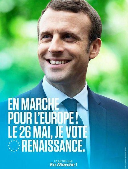 « Macron : c'est retour au néant ».