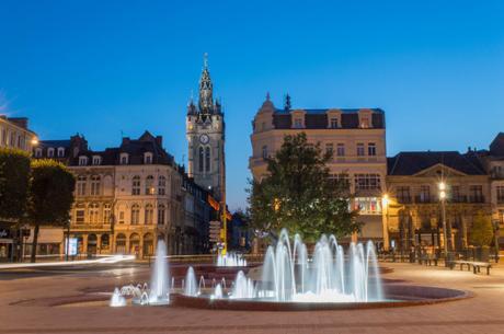 Places d'Armes de Douai