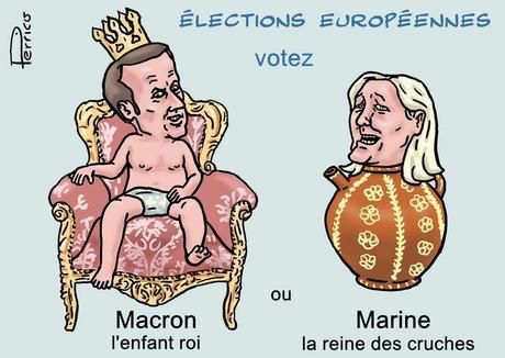 Elections Européennes : pour qui voter ?
