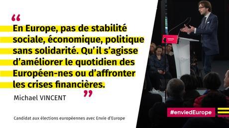 En Europe, pas de stabilité sans solidarité