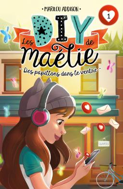 Les DIY de Maélie, série (Marylou Addison)
