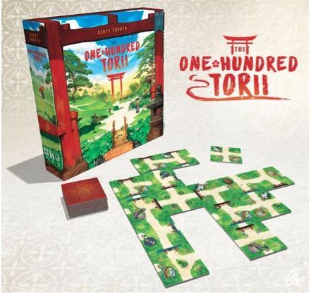 Jeu : The One Hundred Torii, la vie est un voyage chez Pencil First Games