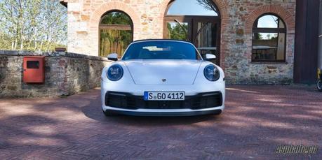Essai Porsche 992 Carrera S Coupé & Cabriolet: évolution parfaite