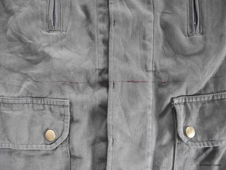 Customiser une veste militaire   Kustom Couture