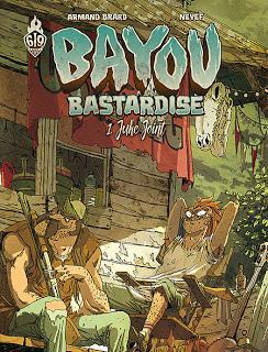 Bayou Bastardise : Junk Joint - Armand Brard & Neyef