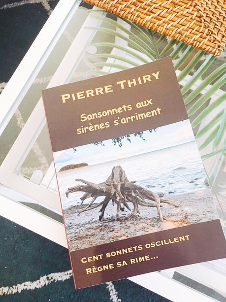 CHRONIQUE LIVRE : Sansonnets aux sirènes s'arriment de Pierre Thiry