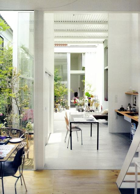 house a de ryue nishizawa cuisine salle à manger - blog déco - clem around the corner