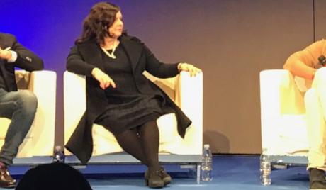 Anne Boden au Paris FinTech Forum 2018