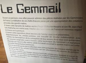 Montrésor « Le Gemmail » halle des cardeux
