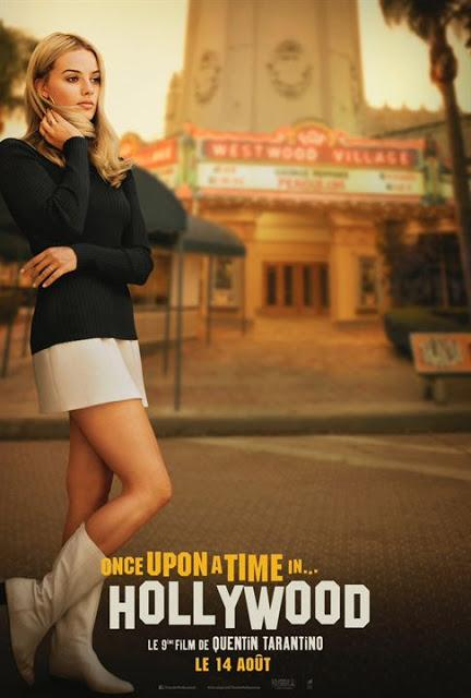 Nouveau trailer pour Once Upon a Time in Hollywood de Quentin Tarantino