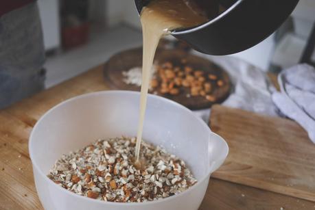 ~ Recette barres de céréales maison ~
