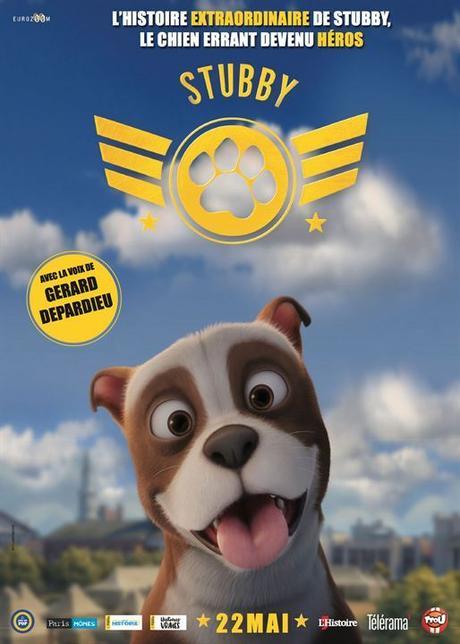 CHRONIQUE FILM ANIMATION : Stubby