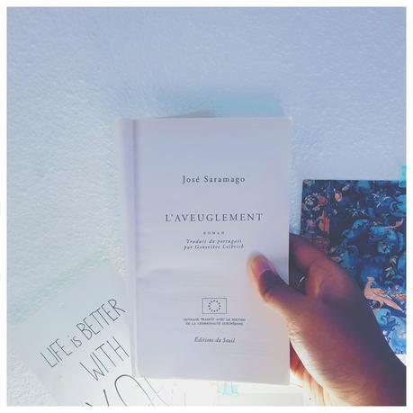 L'aveuglement (Blindness) de José Saramago