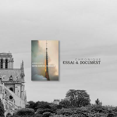 Notre-Dame de l'humanité - Adrien Goetz