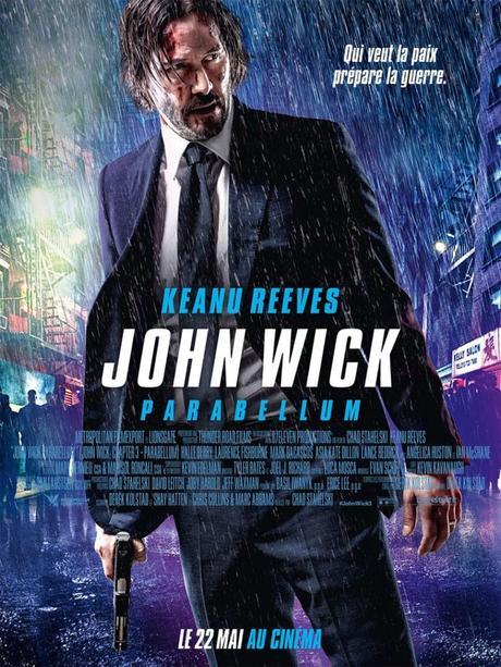 [AVIS] John Wick Parabellum, Jouissif.