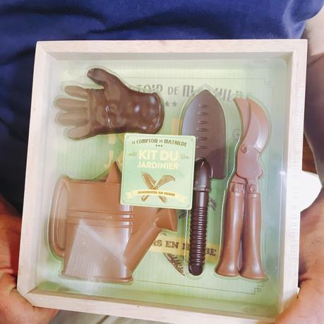 Fêtons Les Parents avec du Chocolat Le Comptoir de Mathilde