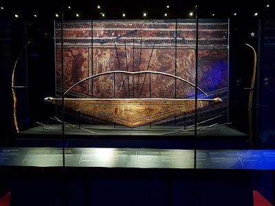 L'exposition Toutankhamon, l'avis d'une égyptologue junior