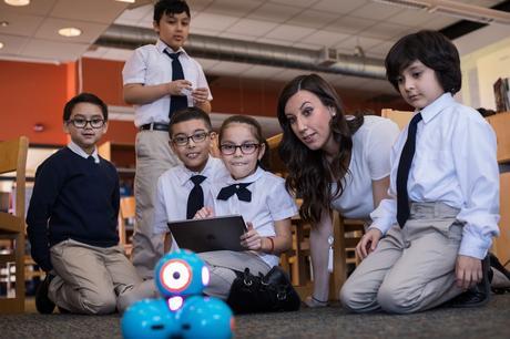 Les élèves réussissent à leur rythme avec iPad et Mac