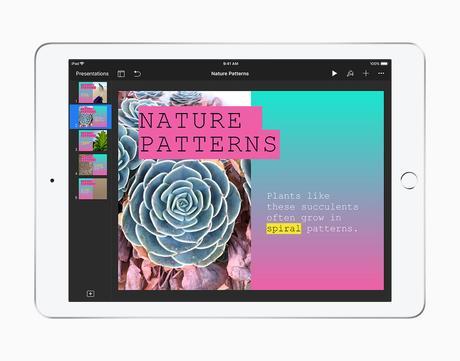 Apple dévoile La créativité pour tous, un programme stimulant pour les élèves