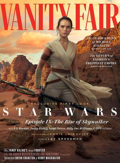 Star Wars : L'Ascension de Skywalker : De nouvelles images !