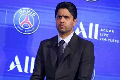 Enorme coup dûr pour Nasser Al-Khalaïfi !