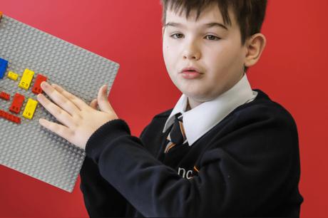 Lego Braille Bricks: apprendre le braille en s'amusant