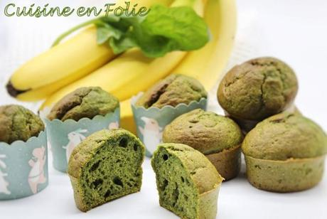 Muffins de Popeye