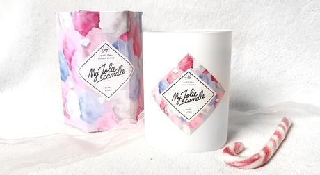 La bougie-bijoux par My jolie Candle  Idées Cadeaux Fête des mères #1