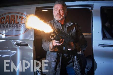 Première bande annonce VF pour Terminator : Dark Fate de Tim Miller
