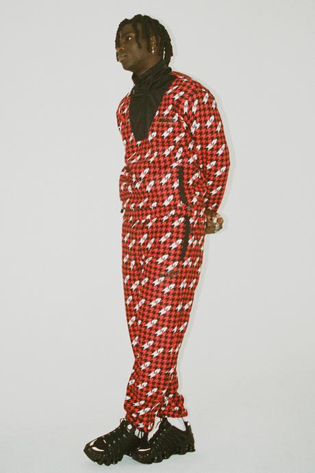 La dernière collection VOYAGE de MAINS by Skepta mêle le streetwear au style british