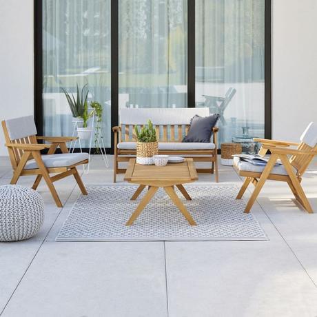 Le mobilier outdoor idéal pour profiter pleinement de son extérieur
