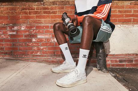 adidas Originals célèbre le lancement de sa campagne Home of Classics